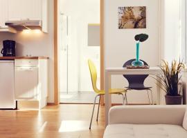 Rey Apartments, Reykjavík