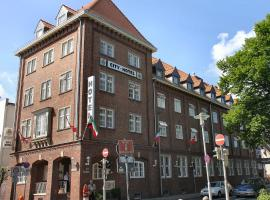 城市酒店 , 德尔门霍斯特