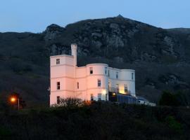 Tyr Graig Castle, Barmouth