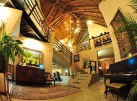 乌托邦非洲游客别墅旅馆, 内尔斯普雷特