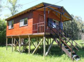 Cabaña El Mahayana, Tigre