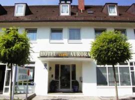 Hotel Aurora garni, München