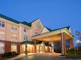 纽瓦克江山旅馆, 纽瓦克