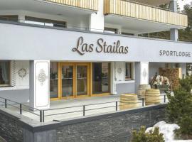 Sportlodge Las Stailas, Lenz