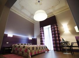 Hotel Vittoria, تراباني