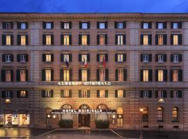 奎里纳莱酒店, 罗马
