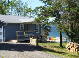 Waterfront Cottage Bras d'Or Lake, West Bay