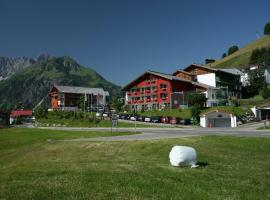 IFA Alpenrose Hotel Kleinwalsertal, Mittelberg