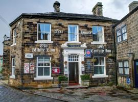 The Old White Lion Hotel, Haworth