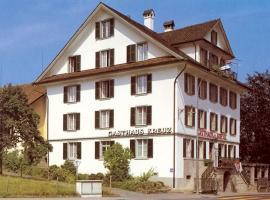 Gasthaus zum Kreuz, Luzern