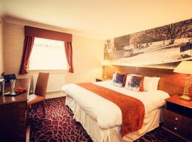 Hallmark Hotel Preston Leyland, بريستون