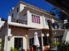 含羞草旅馆, 马略卡岛帕尔马