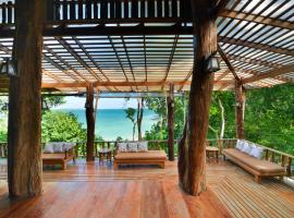 Railay Great View Resort, Bãi biển Railay