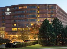 DoubleTree Suites by Hilton Hotel & Conference Center Chicago-Downers Grove, Downers Grove