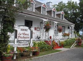 Auberge Le Vieux Presbytère, St-Pierre-de-l'Île-d'Orléans