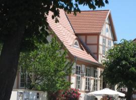 Gartenhotel Sophienhof, Klütz
