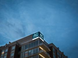 AC Hotel by Marriott National Harbor Washington, DC Area, A Marriott Luxury & Lifestyle Hotel, National Harbor