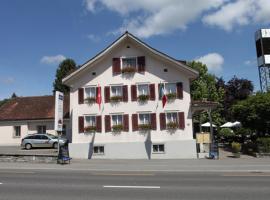 Hotel Ristorante Schlössli, Luzern