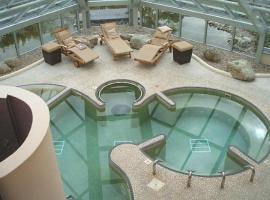 Wild Pheasant Hotel & Spa, חלנגוחלן