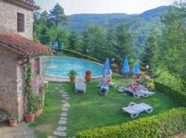 Villa Olivi, Giampierone