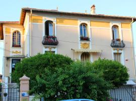 Villa Mon Reve, Nice