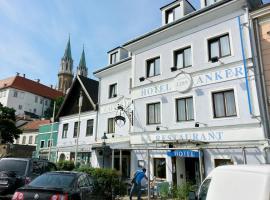 Hotel Anker, Klosterneuburg