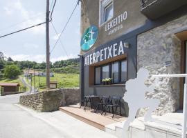 Lekeitio Aterpetxea Hostel, ليكيتيو