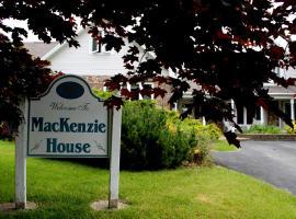 麦肯齐旅游之家住宿加早餐旅馆, Port Hawkesbury