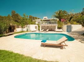 阳光明媚的伊比沙岛别墅 , 圣安东尼奥