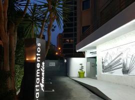 Apartamentos Amalia By Mc, בנידורם