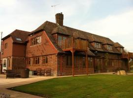 Rivermead House, Downton