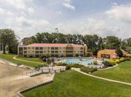 Cedar Point Sandcastle Suites, ساندسكاي