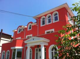 Villa Favorita, Eforie Sud
