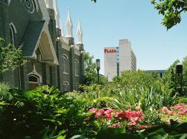 Salt Lake Plaza Hotel at Temple Square, סולט לייק סיטי