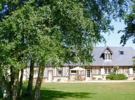 拉朗吉瑞度假屋, Bonneville-sur-Touques