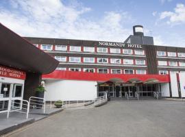 Normandy Hotel, Paisley