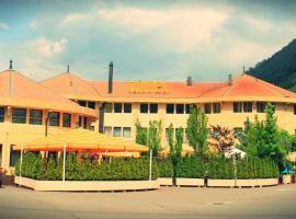 Hotel Restaurant La Porte d'Octodure, Martigny-Croix