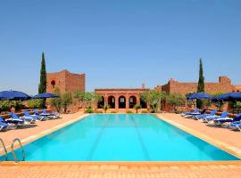 Kasbah Angour, Tahannout