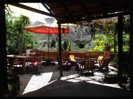 丰达路西亚住宿加早餐旅馆, Quéntar