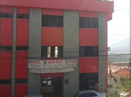 Hotel Mirante da Serra, Ouro Branco