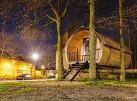 Boomhut De Uil, Leeuwarden
