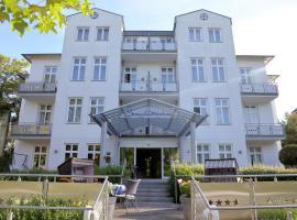 Aparthotel Seeschlösschen, Ostseebad Zinnowitz