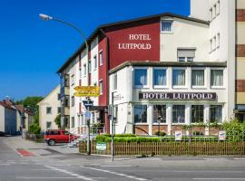 Hotel Luitpold, Landshut