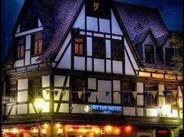 Ritter Hotel, Frankfurt