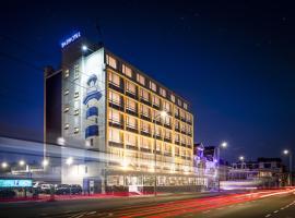 Badhotel Scheveningen, Scheveningen