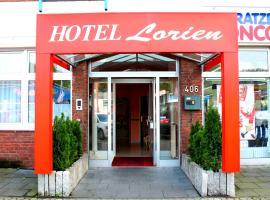洛林酒店, 科隆