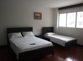 Hotel Hispanoamericano
