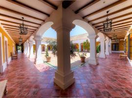 科尔蒂霍洛斯纳兰霍斯圣胡安酒店, 拉斯卡韦萨斯-德圣胡安