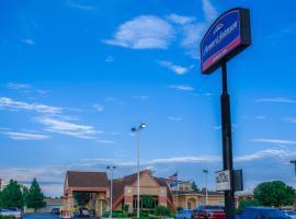 Howard Johnson Express Oklahoma City, مدينة اوكلاهوما