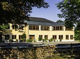 哈林贝格兰德酒店, 瓦珀斯科琴